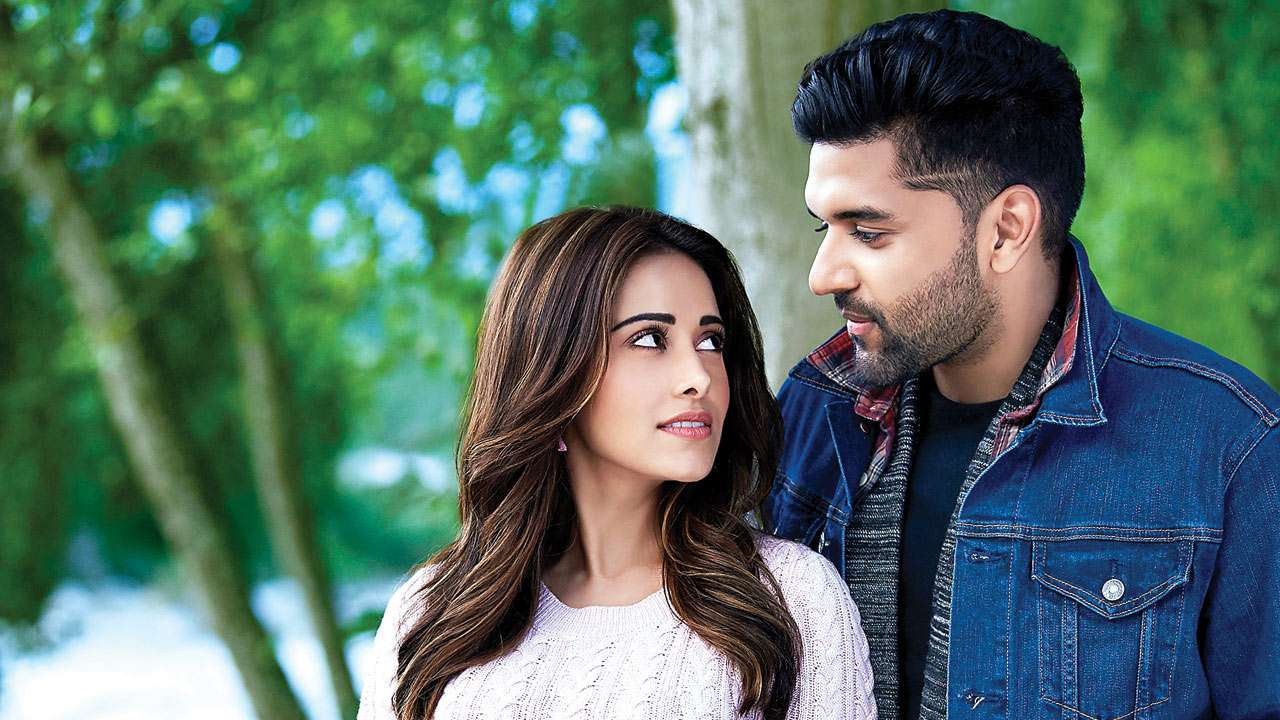 Ishq Tera Guitar Chords With Capo Easy - Guru Randhawa