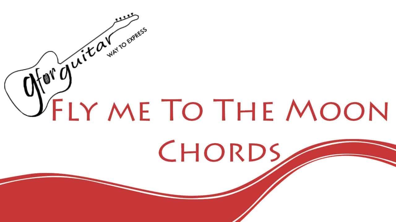 fly me to the moon chords