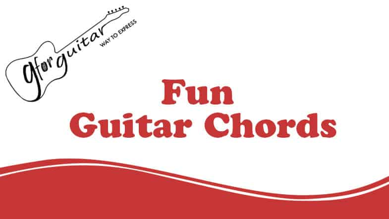 Fun Guitar Chords By Selena Gomez