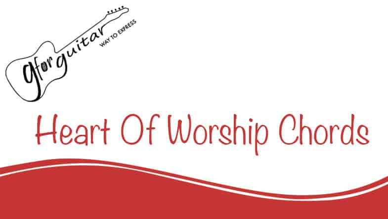 Heart Of Worship Chords By Darlene Zschech